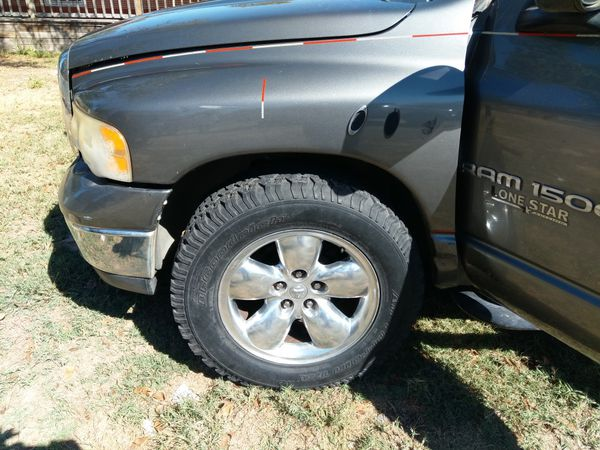 Dodge ram 2005