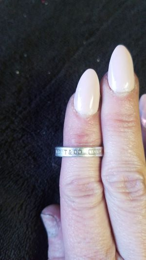 Sterling Silver Tiffany & Co Ring for Sale in Puyallup, WA