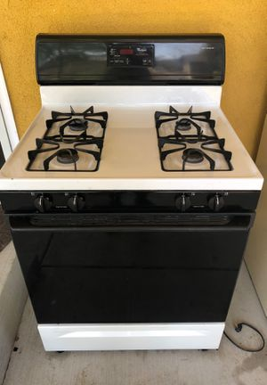 Whirlpool Stove with oven for Sale in West Covina, CA