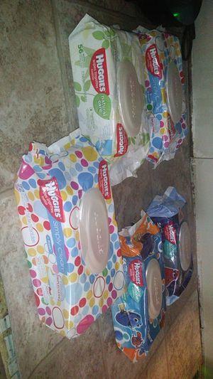 Huggies Wipes packs for Sale in Columbia, TN
