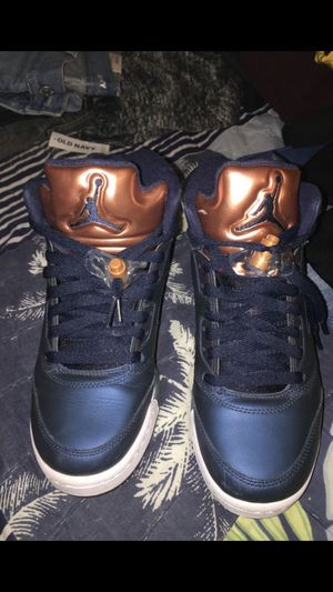 Air Jordan 5 Retro GS Bronze for Sale in Highland, MD