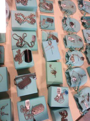 Tiffany's jewelry.. for Sale in Las Vegas, NV