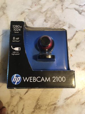 HP WebCam 2100 for Sale in Chicago, IL