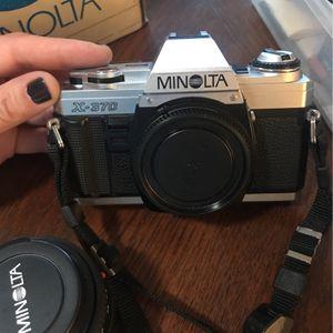 35mm Minolta Camera for Sale in Vancouver, WA