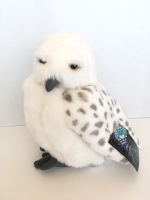 """NEW Harry Potter Hedwig Owl 14"""" Puppet w/ Sound Costume Prop for Sale in Woodstock, GA"""