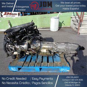 2003 2004 2005 2006 2007 2008 INFINITI G35X ALL WHEEL DRIVE VERSION 3.5L ENGINE JDM VQ35DE for Sale in Orlando, FL