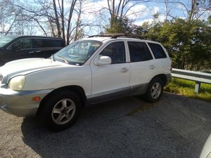 2001 Hyundai Santa Fe for Sale in Forest Heights, MD