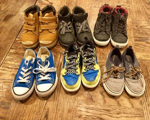 Boys size 12 shoes for Sale in Granville, OH