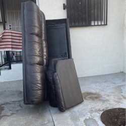 FREE Couch Bed Frame ...no Cushions And No Mattress for Sale in Alhambra,  CA