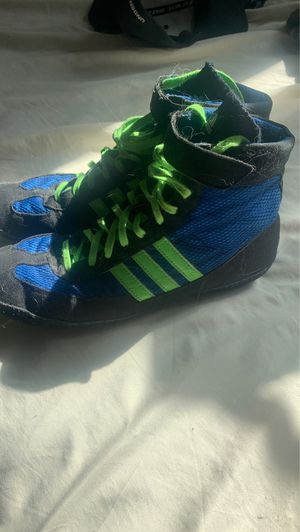 Adidas Combat speed 4 Wrestling/Weight training Shoes for Sale in Magna, UT