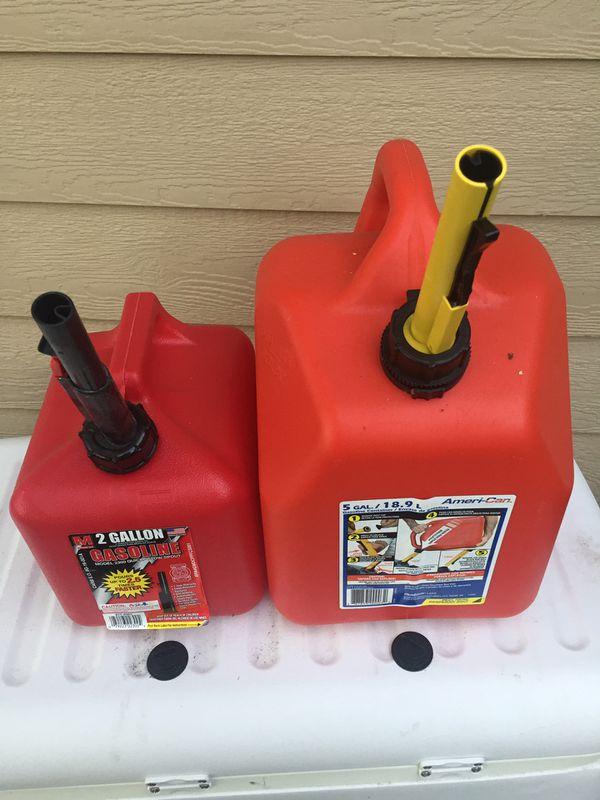 2,5 Gls fuel gas
