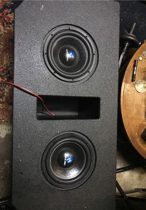Avalanche pro box with 12s for Sale in Garland, TX