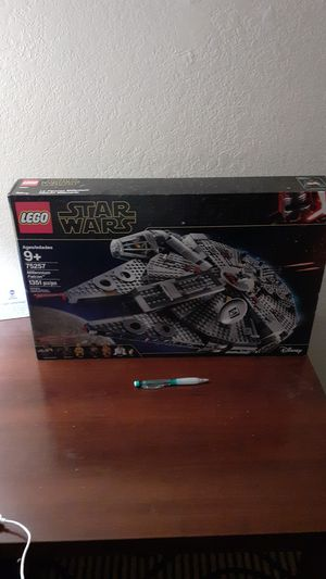 Star Wars Millennium Falcon Lego set for Sale in Sacramento, CA