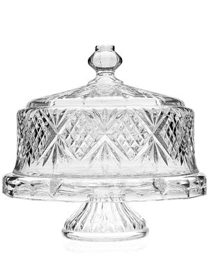 Shannon Crystal Cake Stand 3-in-1 for Sale in Bellevue, WA