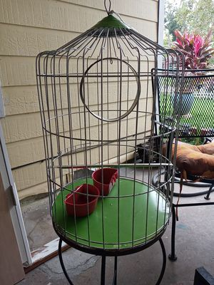 Bird cage for Sale in Pasadena, TX