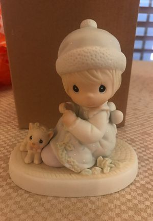 Precious Moments Meowie Christmas for Sale in Chandler, AZ