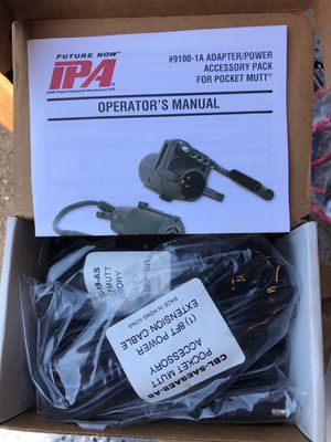 IPA 910-1A pocket mutt trailer diagnostic adapter for Sale in Union Hall, VA