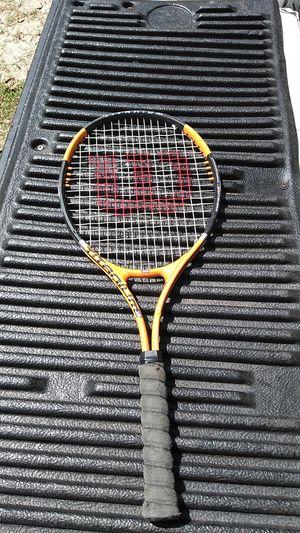 Wilson tennis racket. for Sale in Lutz, FL