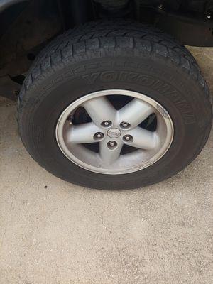 Jeep wrangler wheels for Sale in Tavares, FL