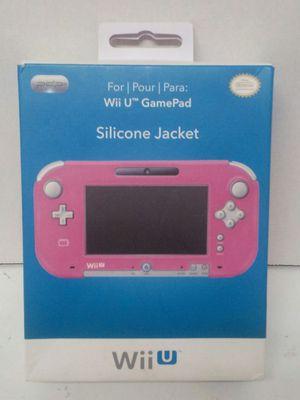 Nintendo Wii U gamepad silicone jacket for Sale in Tulsa, OK