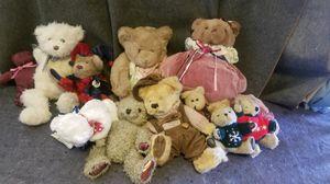 Various Teddy Bears for Sale in Oceanside, CA