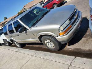 2002 Chevy Blazer for Sale in Glendale, AZ