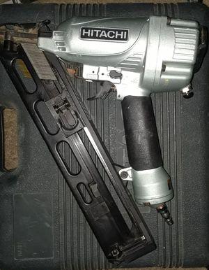 Hitachi finisher nail gun for Sale in Seattle, WA