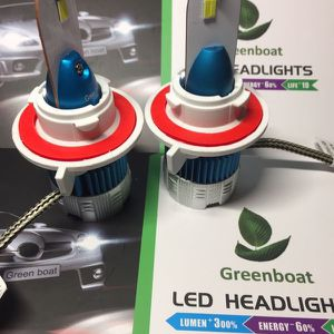 H13 9008 LED Headlight Bulb for Ford F-150 2004-2014 High Low Beam 6000K Greenboat led for Sale in Cerritos, CA
