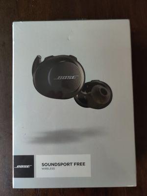 Bose SoundSport Free wireless headphones for Sale in La Habra Heights, CA