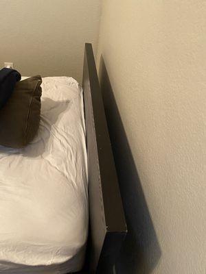 Black bed frame for Sale in Pflugerville, TX