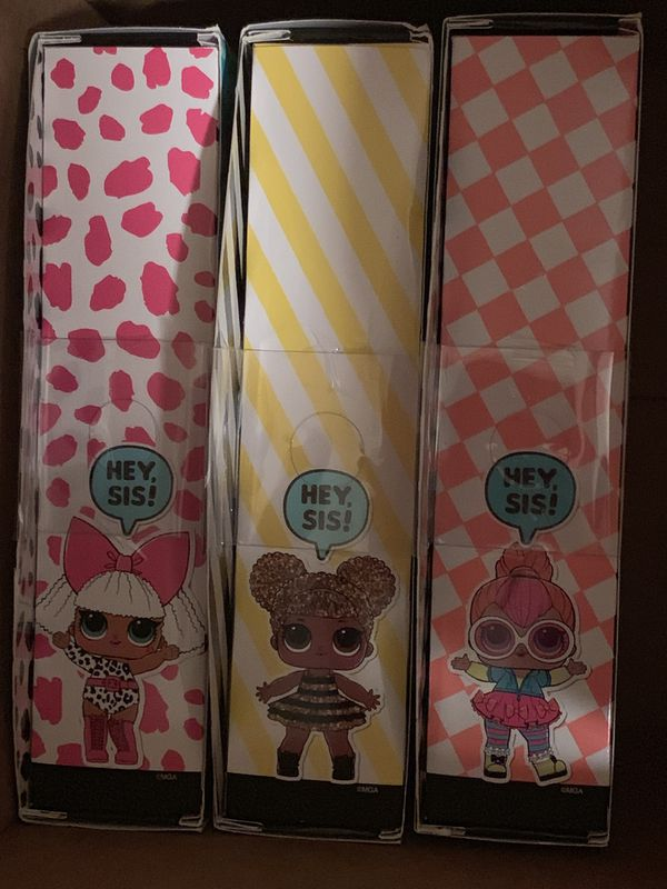 LOL Surprise Dolls Ítems for Sale OMG