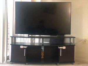 TV stand - $40 for Sale in Gaithersburg, MD