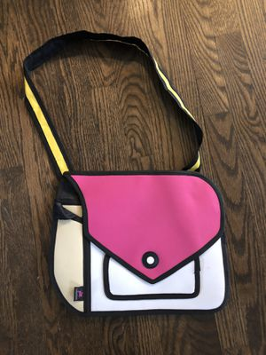 Unique bag- looks like it is animated or 3D - NEW for Sale in Deer Park, IL