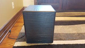 Powered subwoofer. Home theater. 8 inch for Sale in Joplin, MO