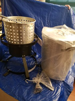 NEW - Out of box Propane Turkey Fryer for Sale in Nashville, TN