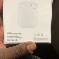 Air Pod Gen 2 for Sale in Farmville,  VA