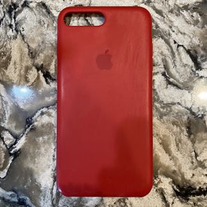 iPhone 7/8 Plus Case Red for Sale in Normal, IL