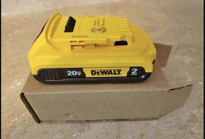 Dewalt drill battery for Sale in Dayton, VA