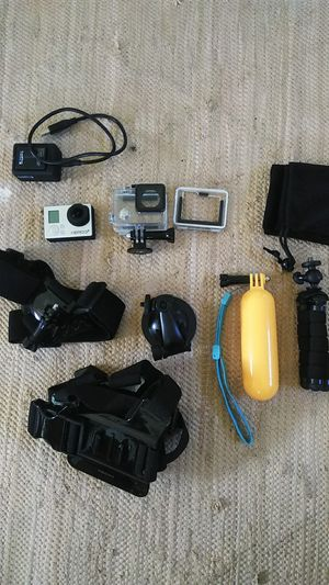 GoPro Hero 3 Silver+ (w/ accessories and extra battery) for Sale in Fairview Park, OH