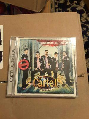 Cartel de sinaloa corridos de abcdario cd for Sale in Modesto, CA