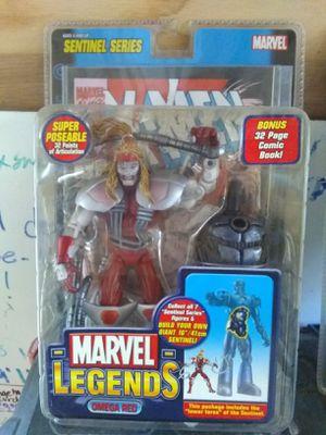 Marvel Legends Omega Red for Sale in San Antonio, TX