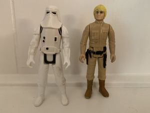 "Star Wars 4"" action figures vintage toy for Sale in Maitland, FL"