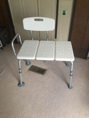 Shower Bench for Sale in Moultrie, GA