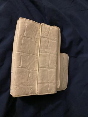 Wallet white for Sale in Alsip, IL