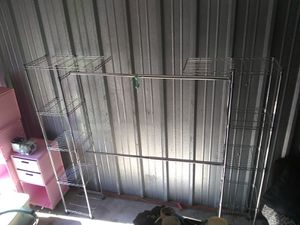 Stainless steel closet for Sale in Riverdale, GA