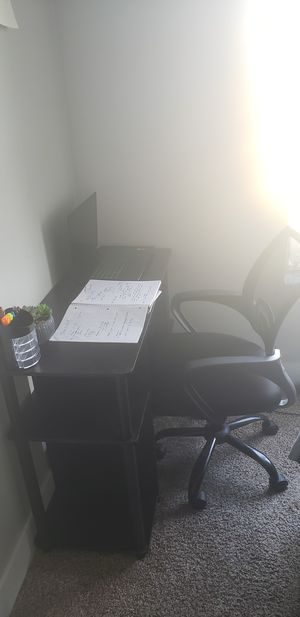 Study table and chair for Sale in Salt Lake City, UT