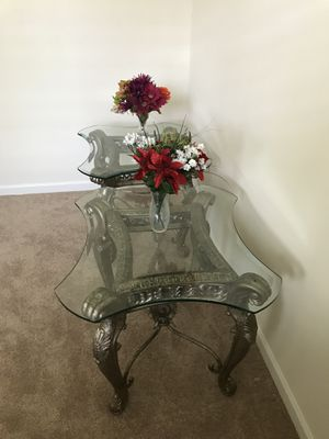 Large Antique End Tables for Sale in Fuquay Varina, NC