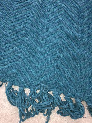 Blue blanket for Sale in Scottsdale, AZ