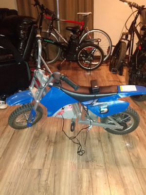 Razor electric dirt bike for Sale in Pomona, CA