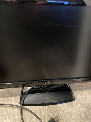 24 inch hkc computer monitor for Sale in Hanover Park, IL